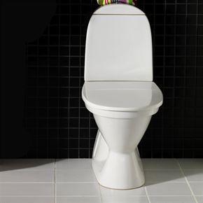 Toalettstol Hafa Moon